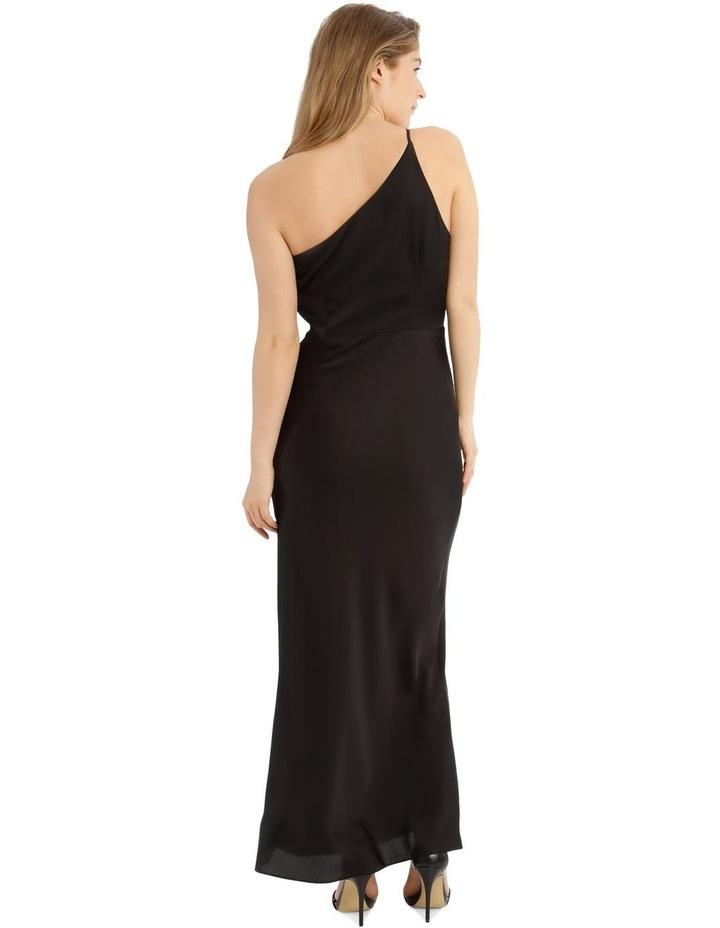 Pintuck Halter Dress image 3