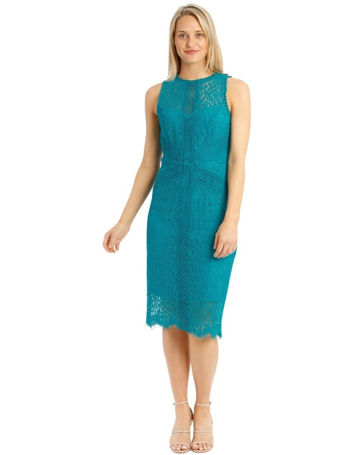 Forget Me Not Splice Lace Dress image 1