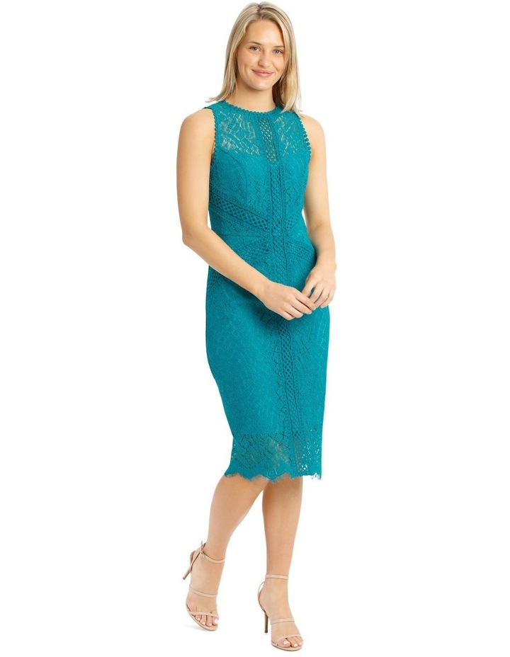 Forget Me Not Splice Lace Dress image 2