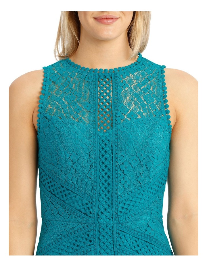 Forget Me Not Splice Lace Dress image 4