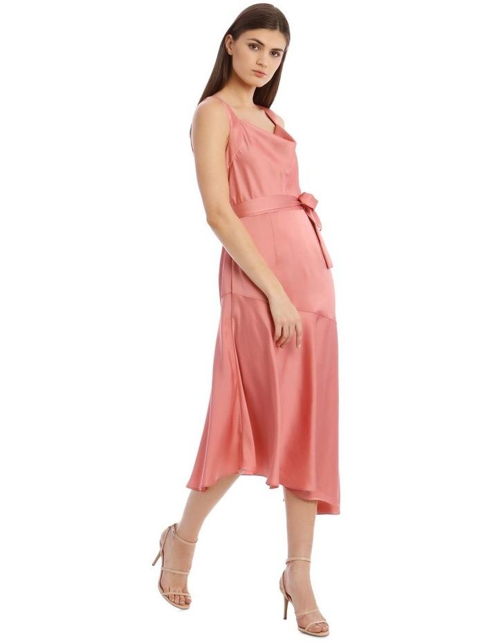 Cowl Neck Slip Dress image 2