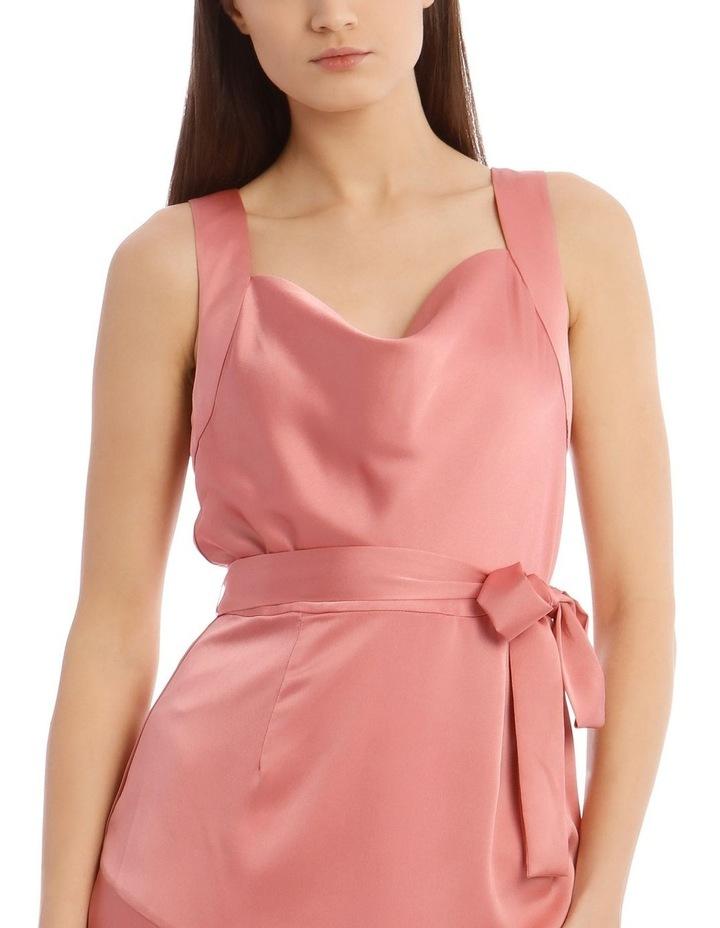 Cowl Neck Slip Dress image 4