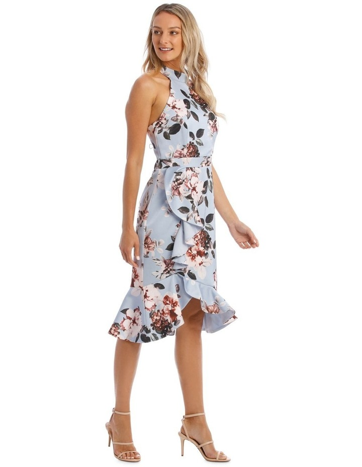 Fitted Flutter Dress image 2