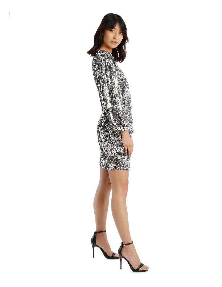 Wait And See Sequin Dress image 2