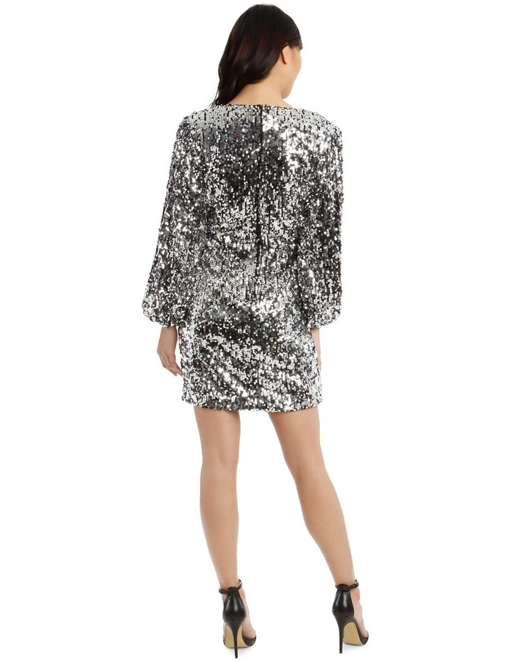 Wait And See Sequin Dress image 3