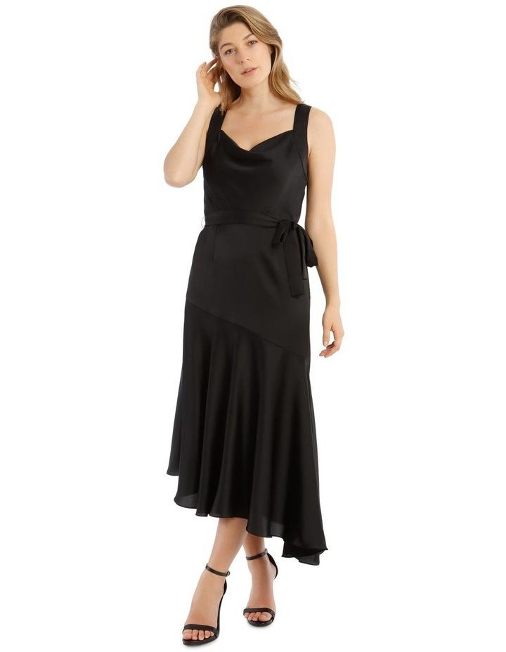 Cowl Neck Slip Dress image 1