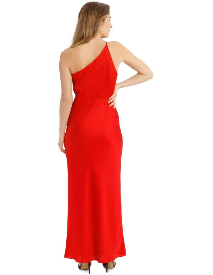 One Shoulder Bias Cut Dress image 3