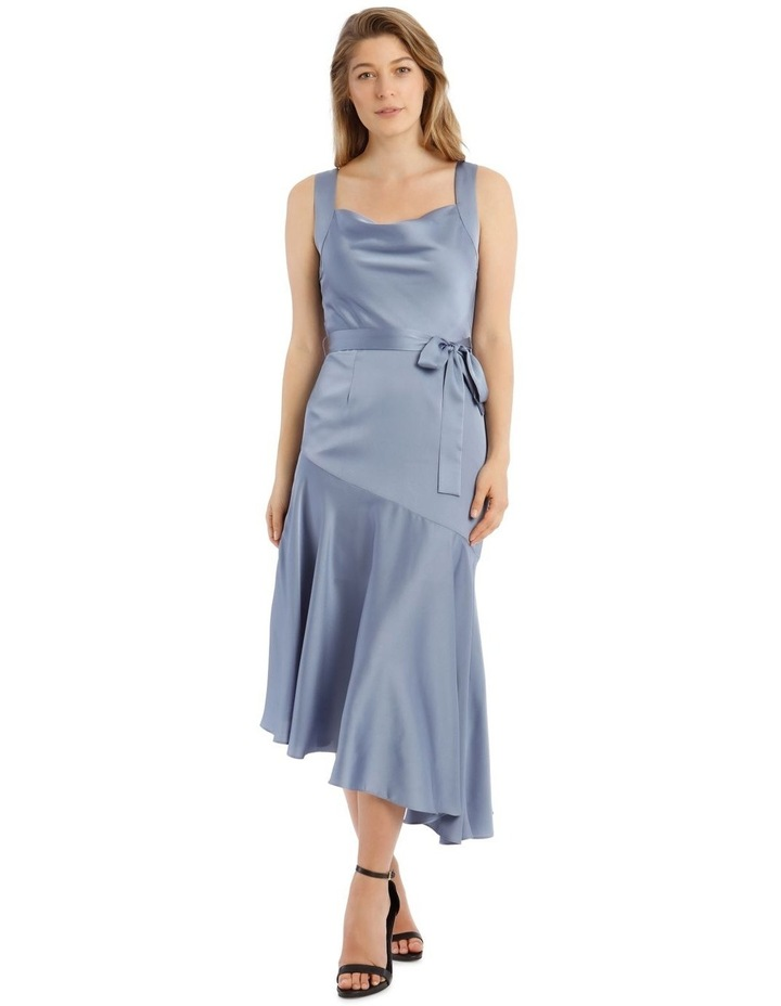 Cowl Neck Slip Dress image 1