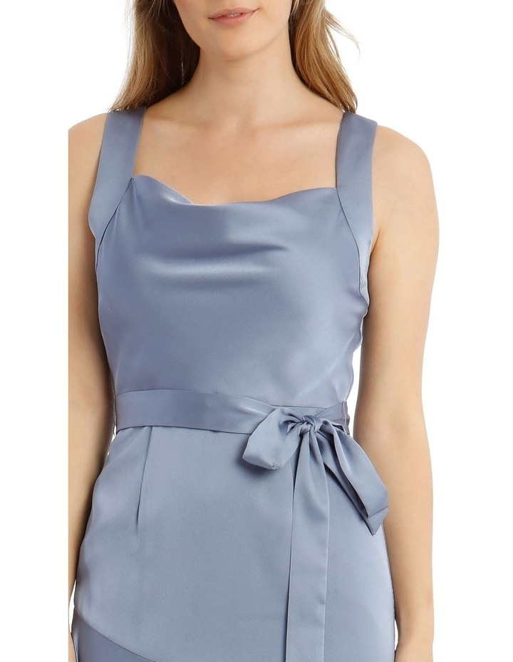 Cowl Neck Slip Dress image 4