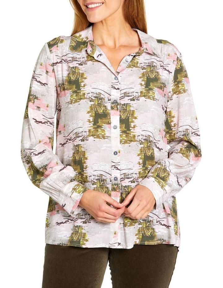 Oak Cully Print Shirt image 1