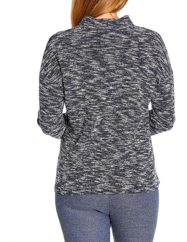 Funnel Neck T/Shirt image 3