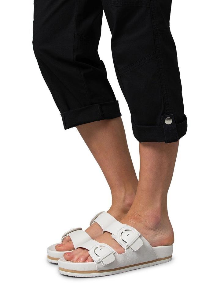 Utility Washer Cotton Pant Black image 4