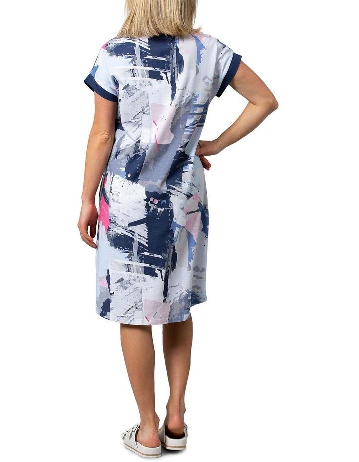 Escape Print Dress image 2