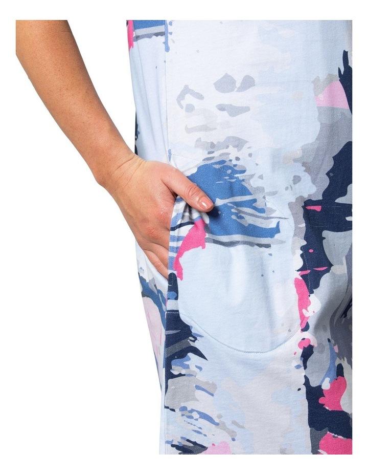 Escape Print Dress image 4