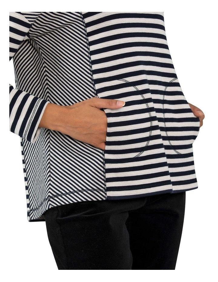 Mixed Stripe Tee image 4