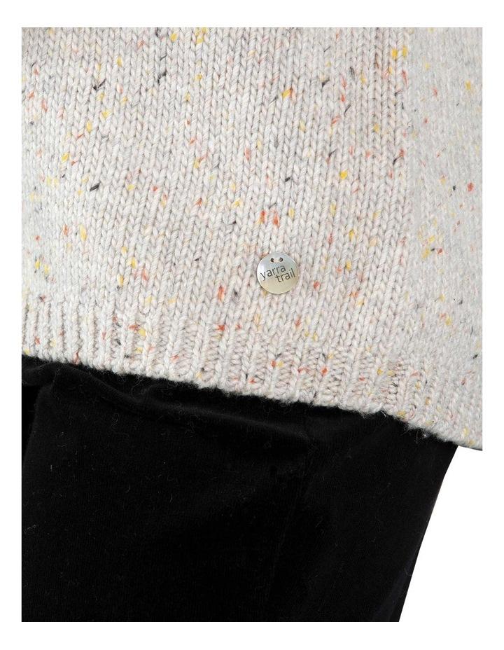 Fleck Cowl Neck Jumper image 4