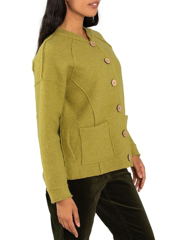 Cropped Wool Jacket image 2