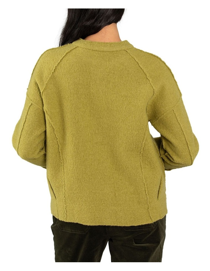 Cropped Wool Jacket image 3