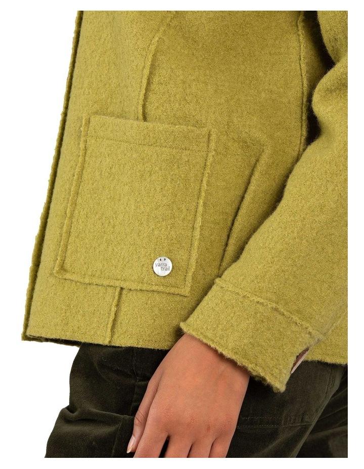 Cropped Wool Jacket image 4