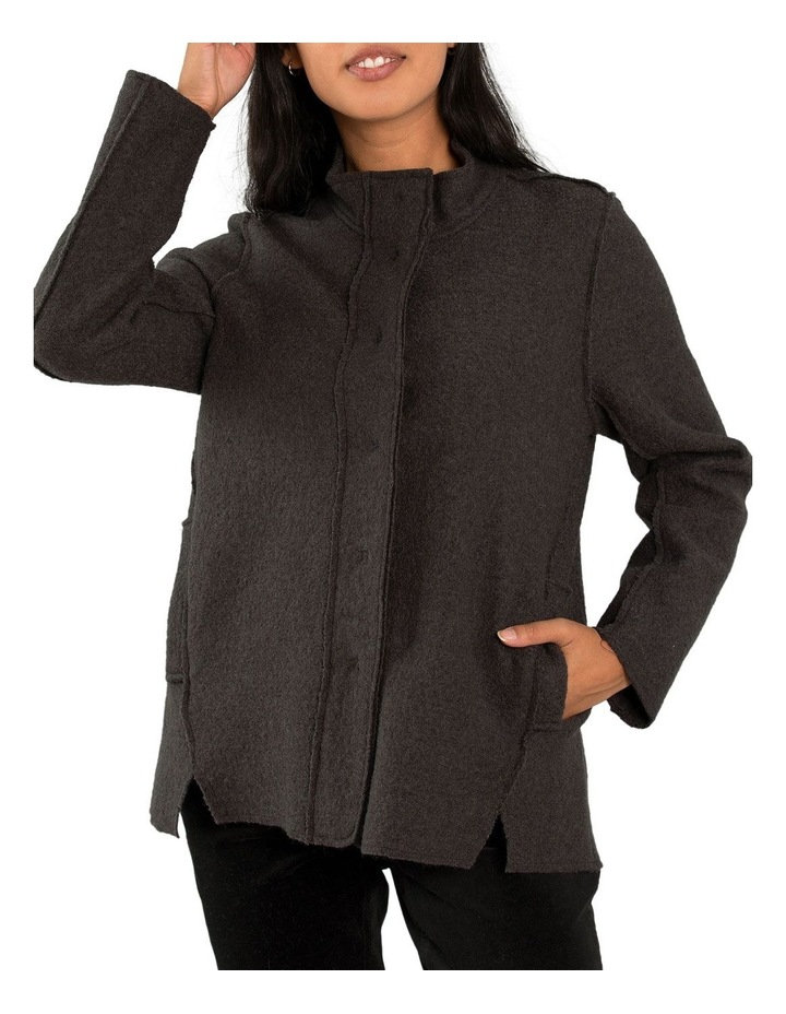 Felted Wool Jacket image 1