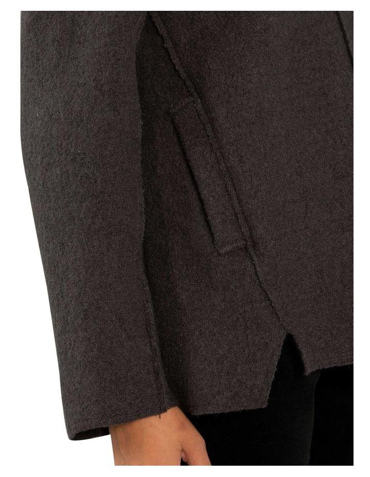 Felted Wool Jacket image 5
