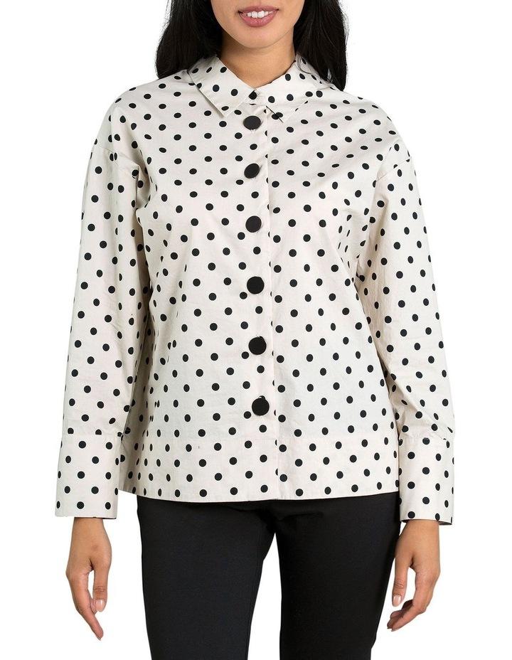 Relaxed Spot Shirt image 1
