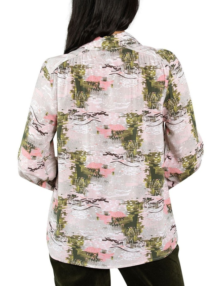 Oak Cully Print Shirt image 3