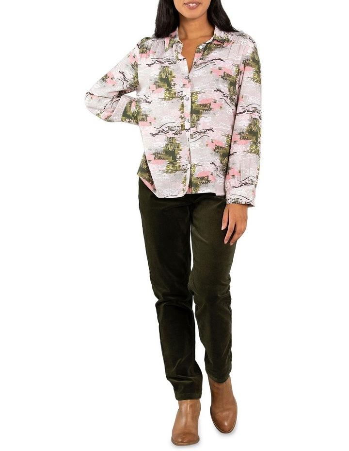 Oak Cully Print Shirt image 6