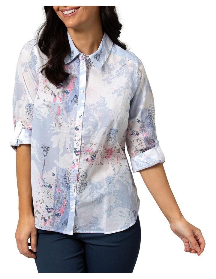 Dandelion Print Shirt image 1