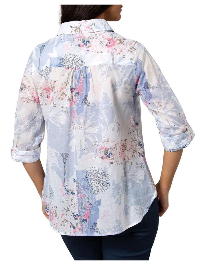 Dandelion Print Shirt image 2
