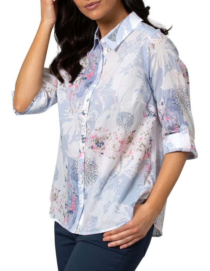 Dandelion Print Shirt image 3