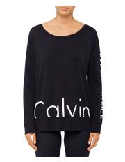 Calvin Klein Performance - Longsleeve Logo Tee