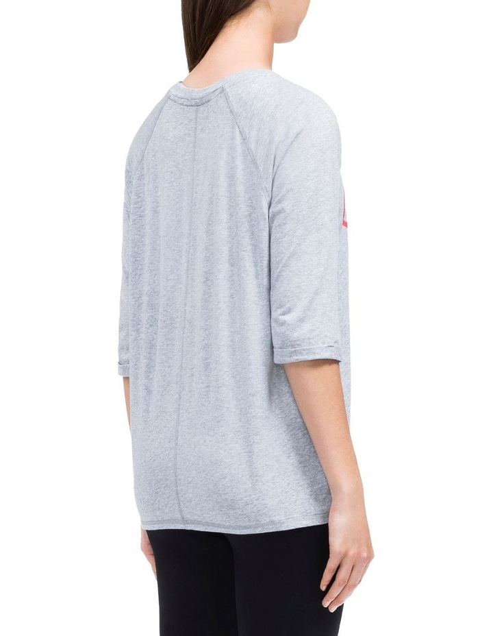 Performance Ombre Logo 3/4 Sleeve T-Shirt image 2