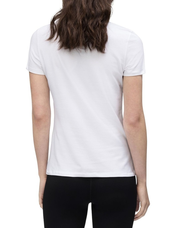 Reverse Calvin Graphic Short Sleeve Tee image 2