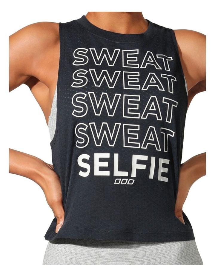 Sweat   Selfie Tank image 3