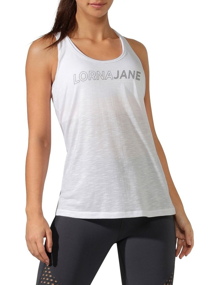 Effortless Slouchy Gym Tank image 1