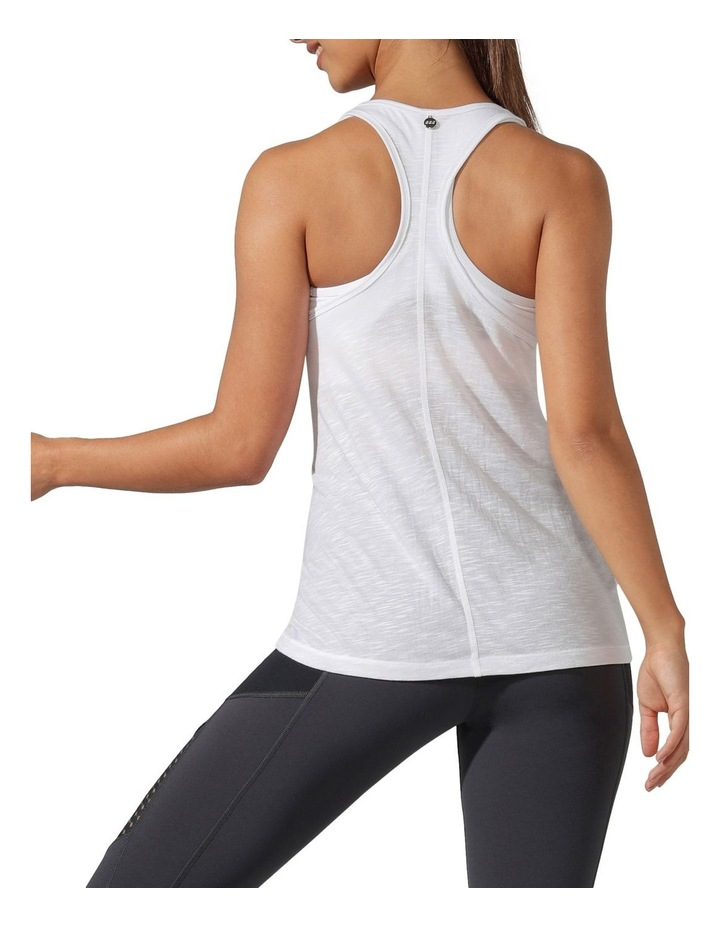 Effortless Slouchy Gym Tank image 2