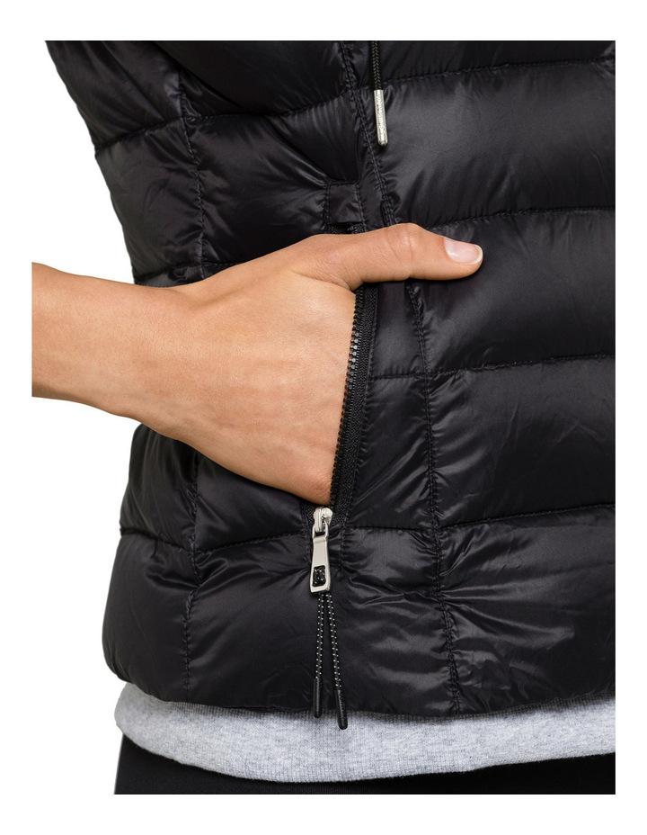 Down Vest With Fleece image 3