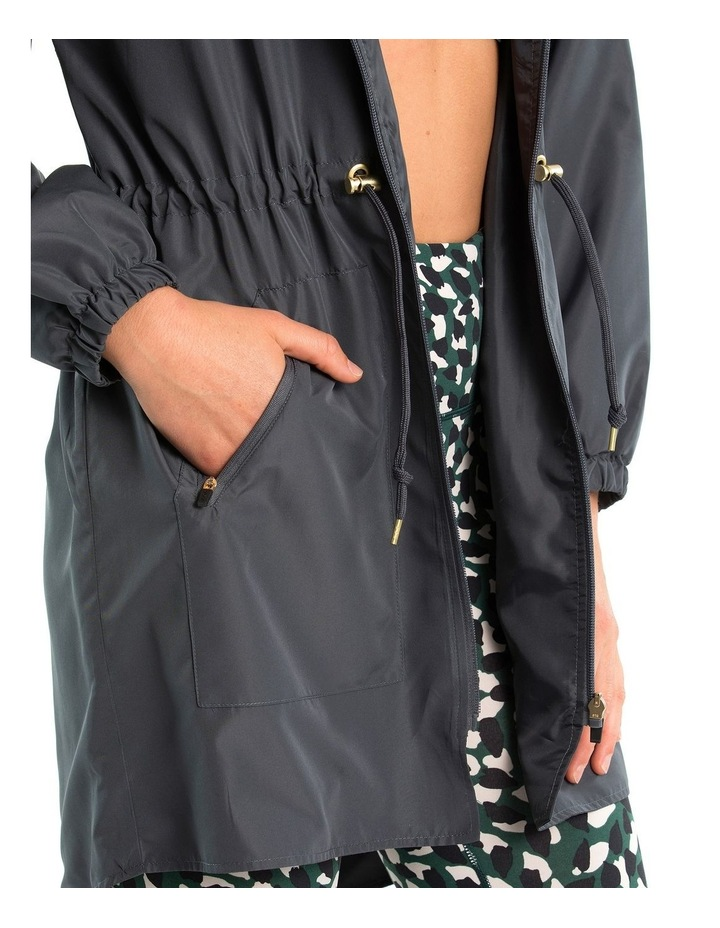 Longline Spray Jacket image 4