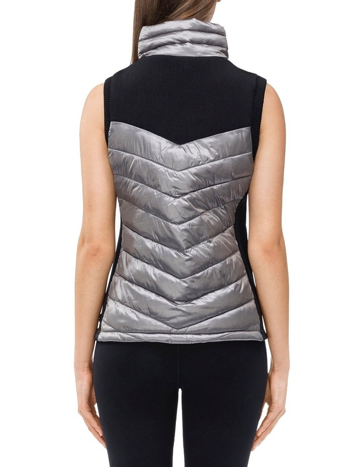 CK Performance Chevron Quilting Down Filled Vest image 2