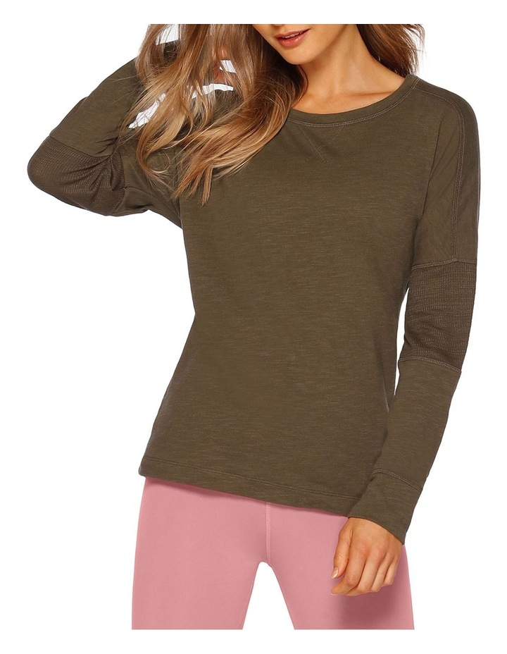 Ultra Soft Long Sleeve Top image 1