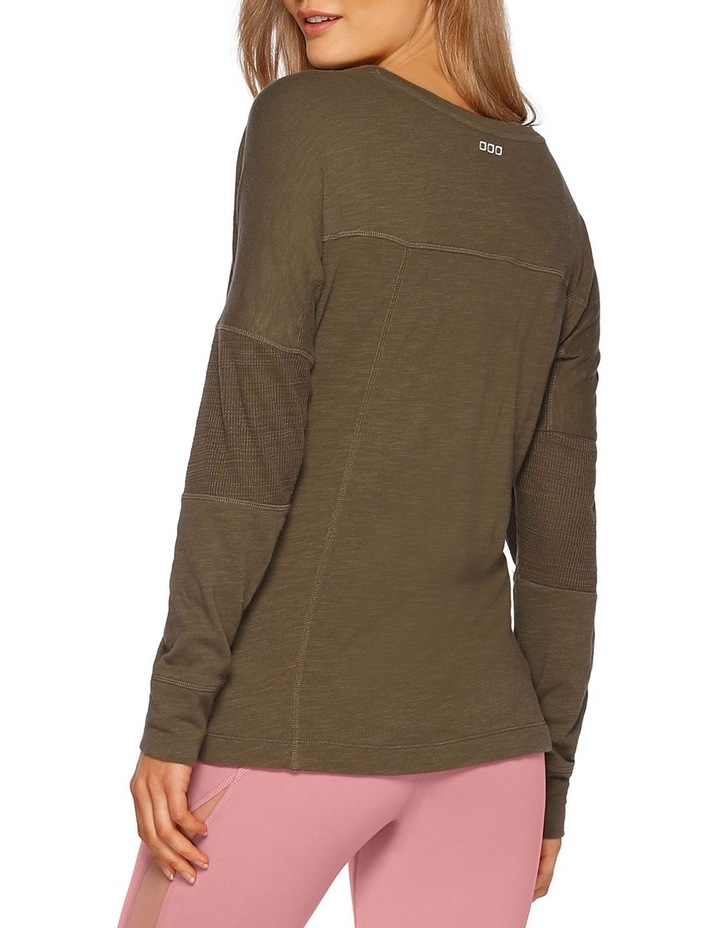 Ultra Soft Long Sleeve Top image 2