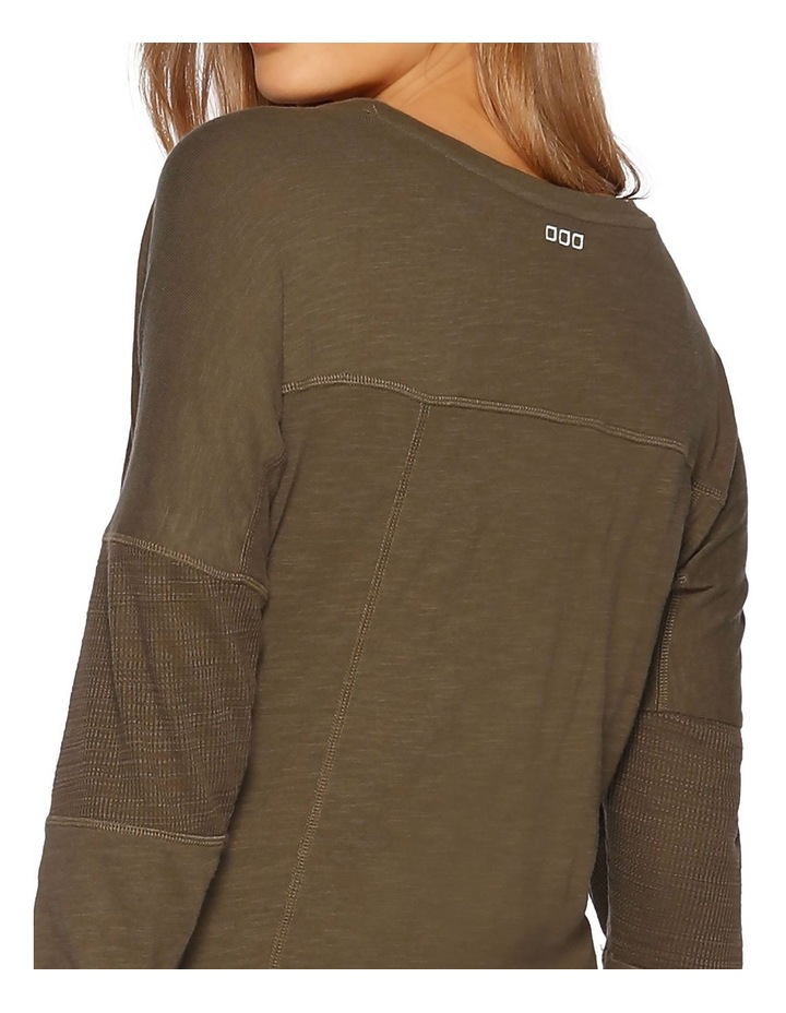 Ultra Soft Long Sleeve Top image 3