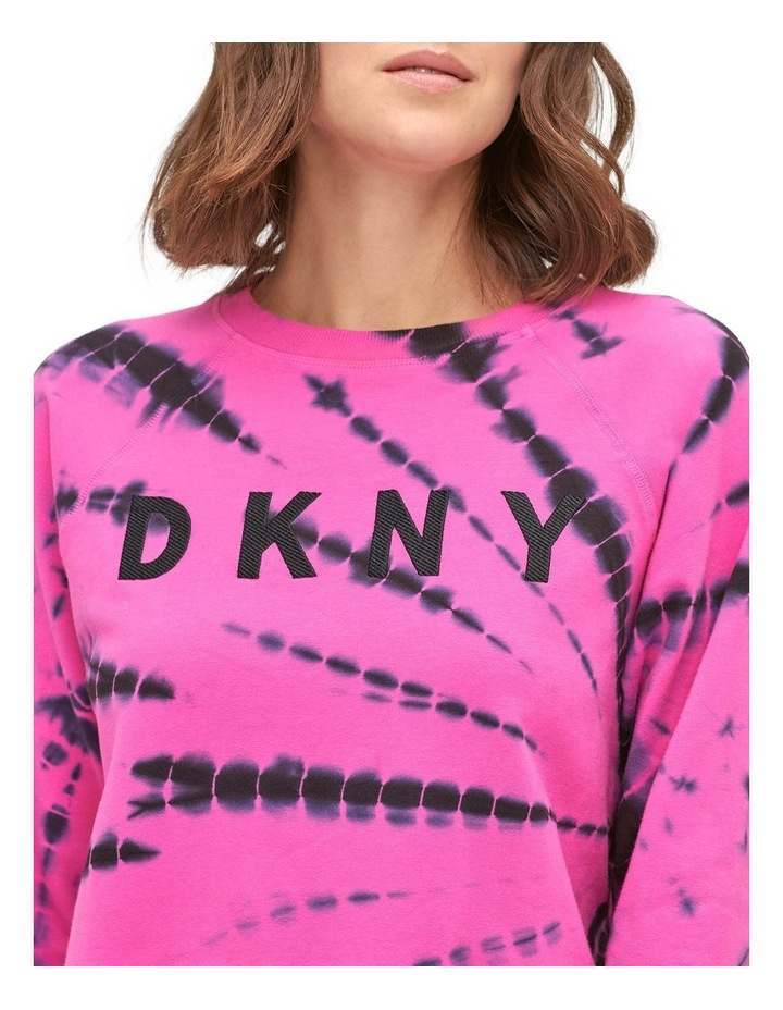 Long Sleeve Pullover With Embroidered Logo image 1
