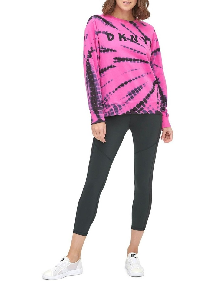 Long Sleeve Pullover With Embroidered Logo image 2