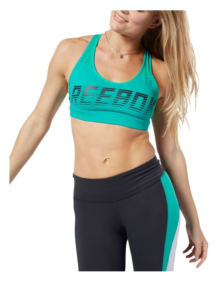 Hero Racer Padded Sports Bra image 1