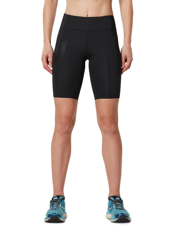 Mid Rise Compression Shorts image 1