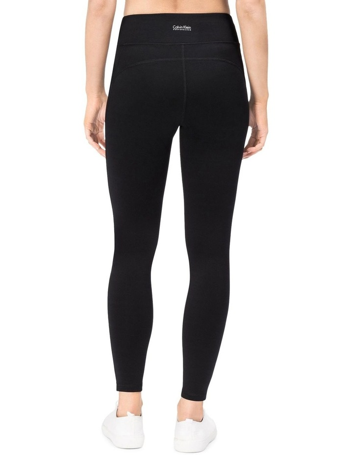 High Waist Full Length Tight image 1