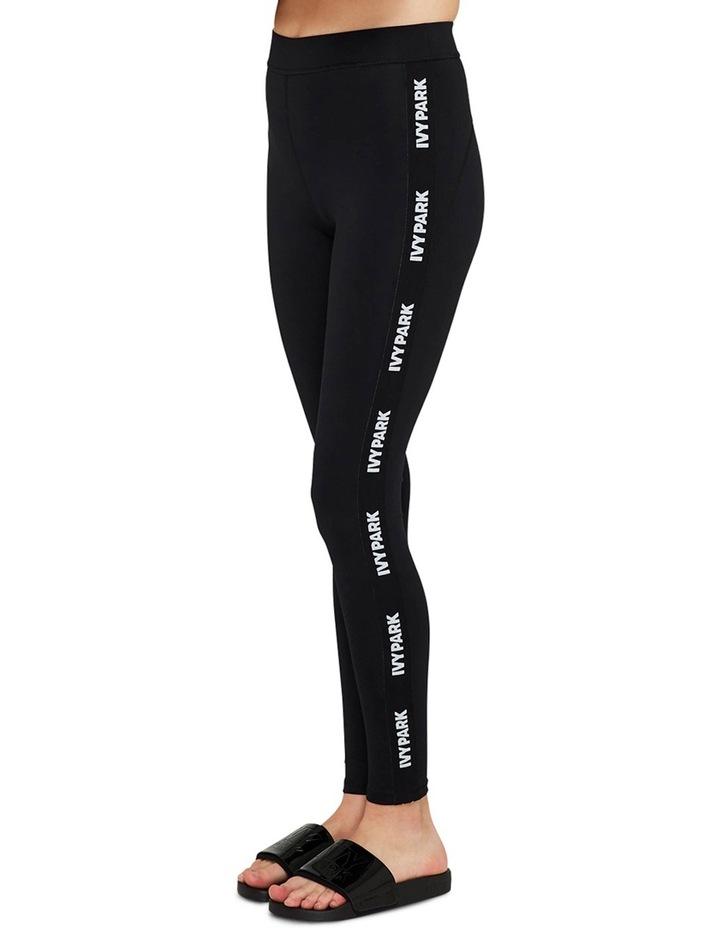 71bbd0b847596 Ivy Park | Mid Rise Logo Elastic Legging | MYER