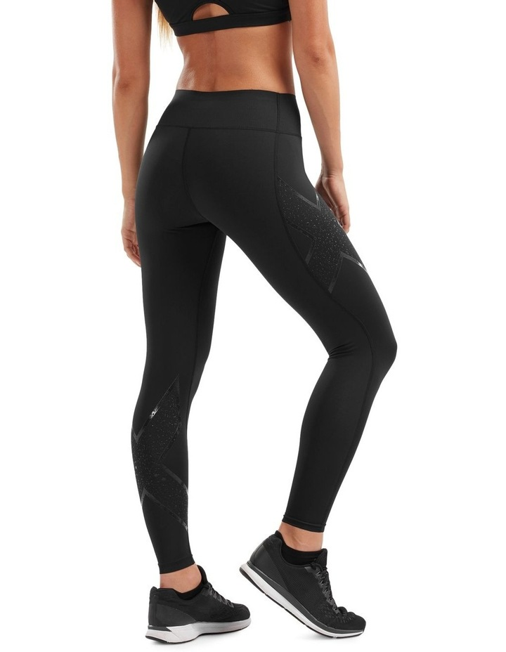 Bonded Mid-Rise Tights image 2